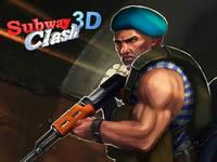 Jeu Subway Clash 3D