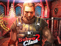 Jeu Subway Clash 2