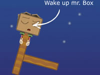 Jeu gratuit Wake Up the Box