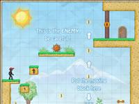 Jeu gratuit Level Editor - The Game