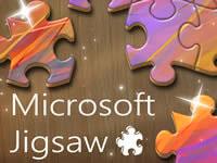 Jeu Microsoft Jigsaw