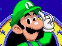 Jeu Luigi In Sonic