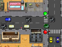 Jeu Traffic Trouble