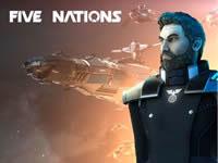 Jeu Five Nations