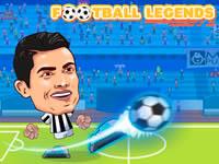 Jeu Football Legends 2021