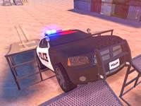 Jeu Police Drift & Stunt