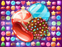 Jeu Candy Connect New