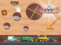Jeu Mining To Riches