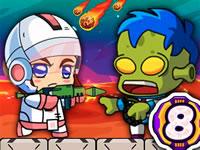 Jeu Zombie Mission 8