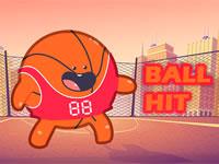 Jeu Ball Hit