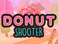 Jeu Donut Shooter