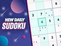 Jeu New Daily Sudoku