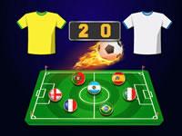 Jeu Soccer Caps League