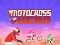 Jeu Motocross Hero