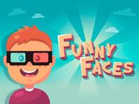 Jeu Funny Faces