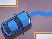 Jeu Draw The Car Path