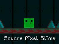 Jeu Square Pixel Slime