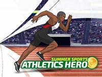 Jeu Athletics Hero