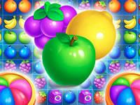 Jeu Fruit Swipe Mania