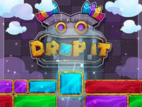Jeu Drop It