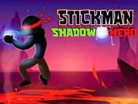 Jeu Stickman Shadow Hero