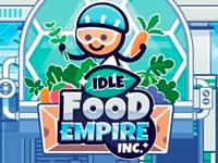 Jeu Idle Food Empire Inc.