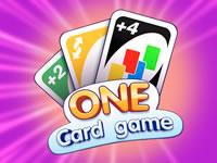 Jeu One Card Game