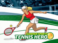 Jeu Tennis Hero