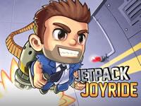 Jeu Jetpack Joyride