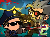 Jeu Zombie Gunpocalypse 2