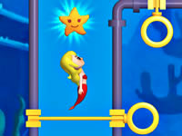 Jeu Pull Mermaid Out