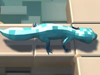 Jeu Gecko Dive