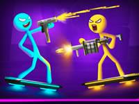 Jeu Stick Duel Battle