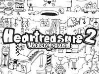 Jeu gratuit Heartreasure 2 - Underground