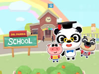 Jeu Dr. Panda School