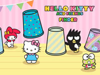 Jeu Hello Kitty And Friends Finder