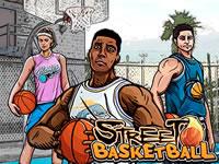 Jeu Street Basketball