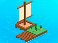 Jeu Idle Arks - Sail and Build