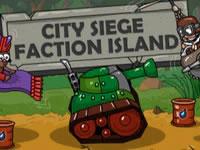 Jeu City Siege - Faction Island
