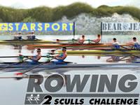 Jeu Rowing 2 Sculls