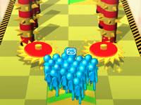 Jeu Crowd Run 3D