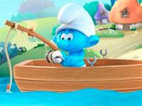 Jeu The Smurfs - Ocean Cleanup