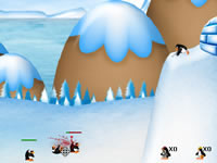 Jeu Penguin Massacre
