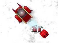 Jeu Santa's Sleigh Bomber
