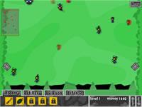 Jeu Ants - Battlefield