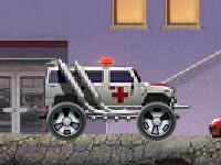 Jeu Ambulance Rush