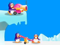 Jeu Flying Penguins