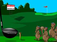 Jeu SQRL Golf