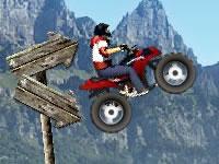Jeu Mountain ATV