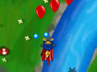 Jeu Bloons Super Monkey